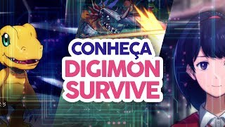 Conheça Digimon Survive