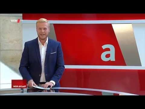 |WDR aktuell Foyer Studio Intro Outro 2016