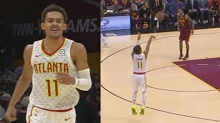 Trae Young SHUTS UP HIS HATERS AND PROVES HE BELONGS IN THE NBA! Cavaliers vs Hawks
