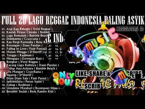 TOP 20 LAGU REGGAE INDONESIA