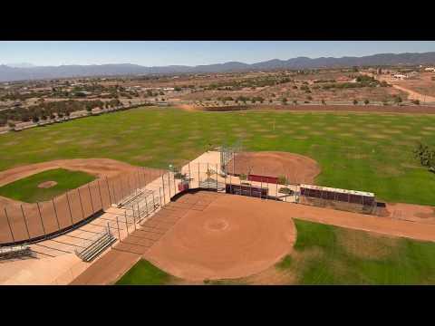 Oak Hills High School Fly Over