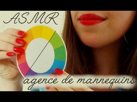 ⭐ [ROLE-PLAY] ASMR français : agence de mannequins
