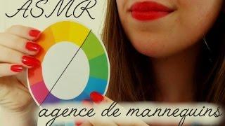 Download Video ⭐ [ROLE-PLAY] ASMR français : agence de mannequins MP3 3GP MP4
