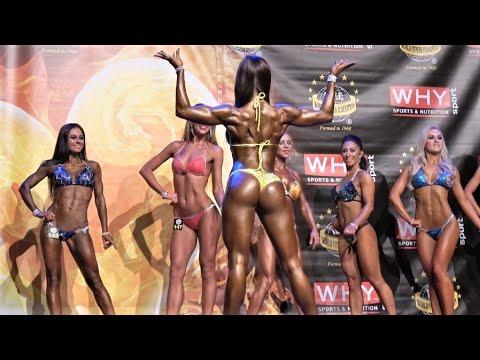 On Stage - Bikini - WFF European 2016
