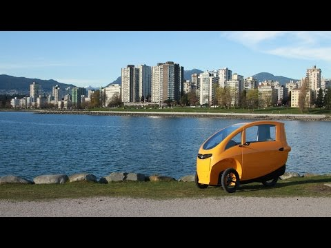 VeloMetrou0027s Pedal Powered Veemo Vehicle Aims To Get People Out Of Their Cars