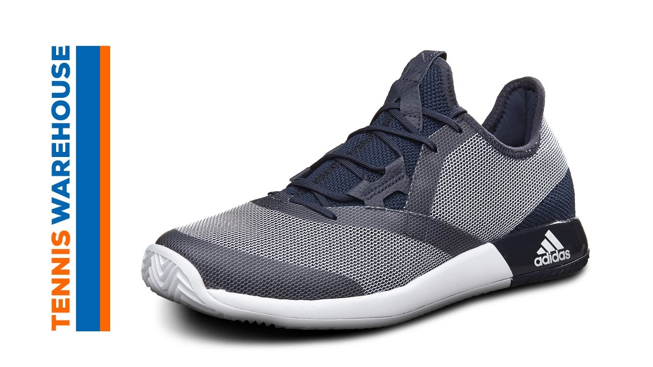 b96a46922fd71 adidas Defiant Bounce Men s Shoe Review - YouTube