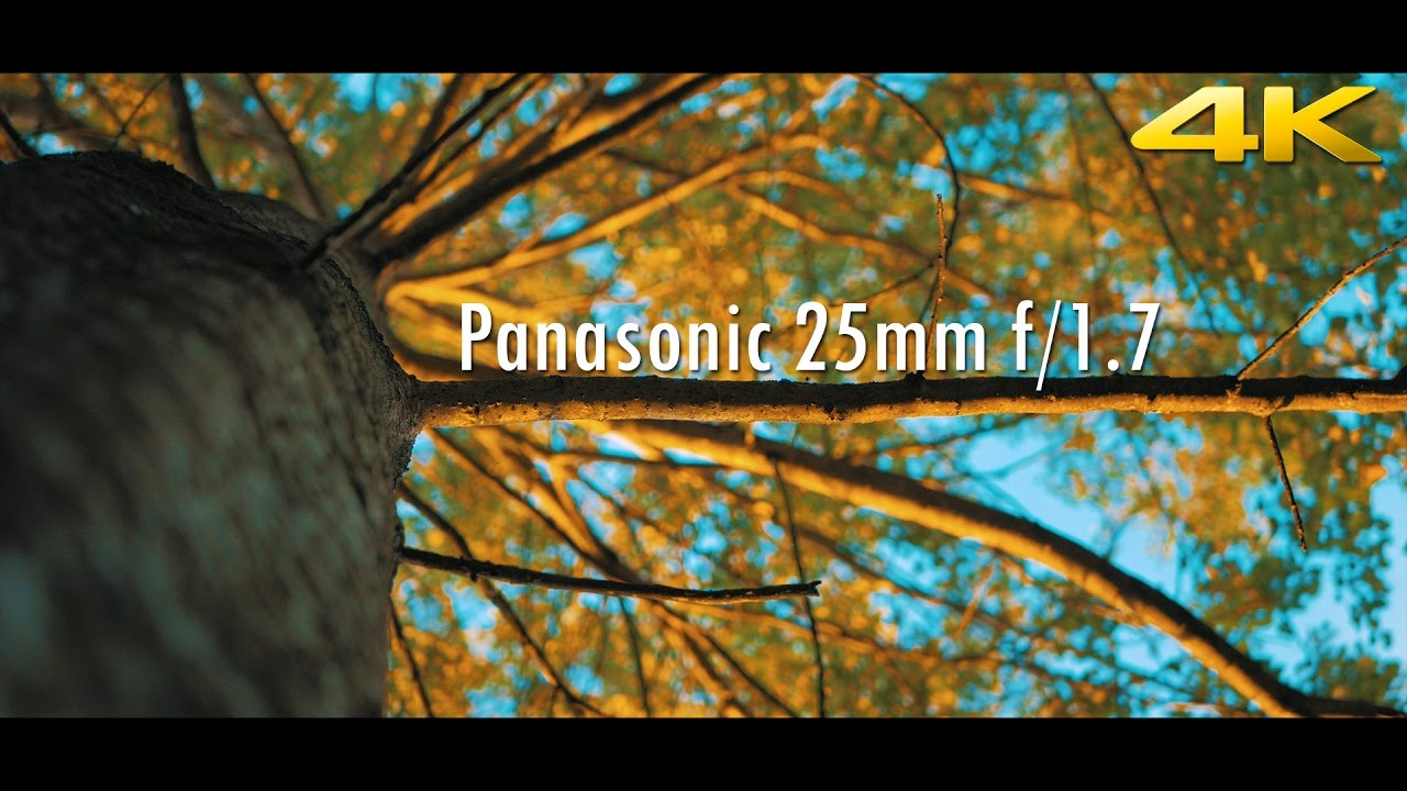 Panasonic 25mm F 17 End Of The Summer In 4k Ultra Hd G7 Kit 14 42 Ii Silver Leica Youtube