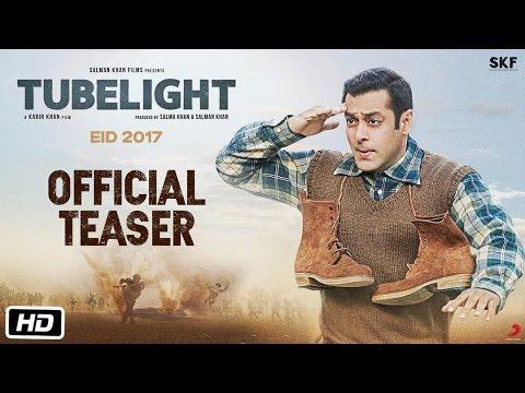 Tubelight official Teaser |  Salman Khan |...