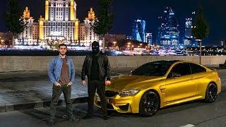 Чем хороша BMW M4 на Stage 2 - Обзор L MMA