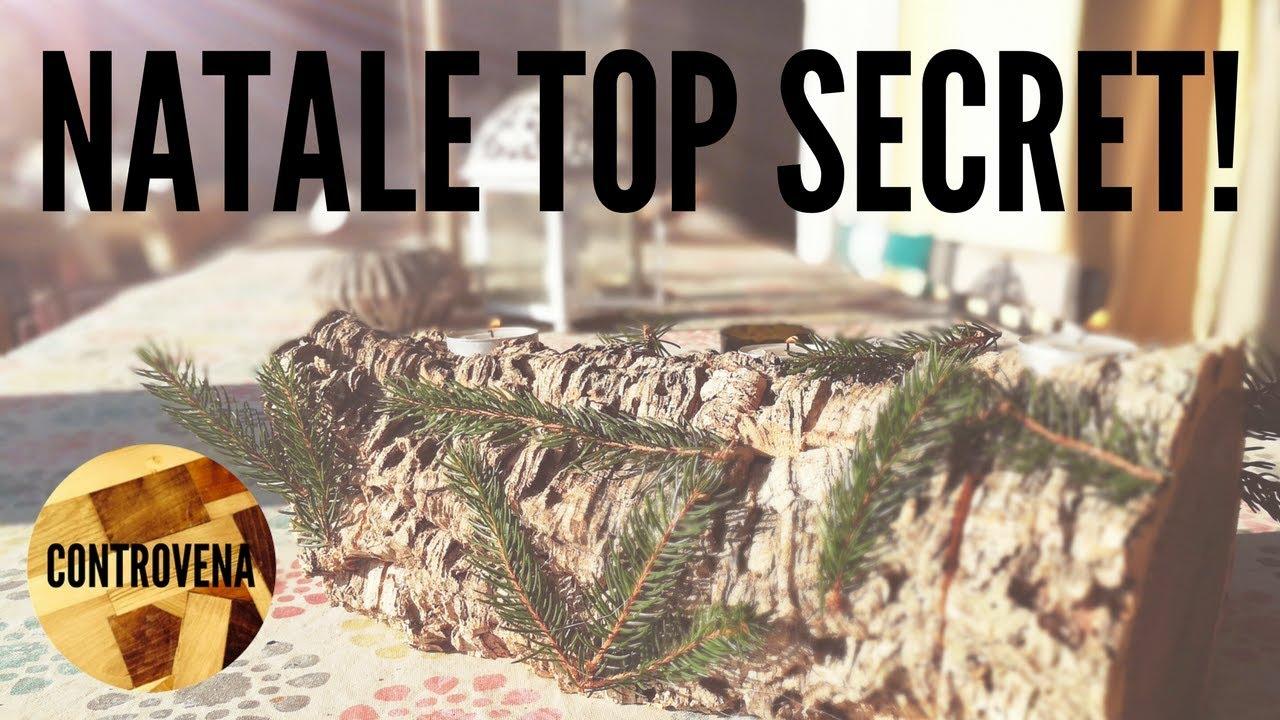 Centrotavola Natalizi Fai Da Te Youtube.Il Top Secret Centrotavola Di Natale Fai Da Te Youtube