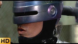 Новый полицейский в участке. Робокоп 1987.