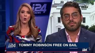 Raheem Dismisses 'Far Right' Label of Tommy Robinson