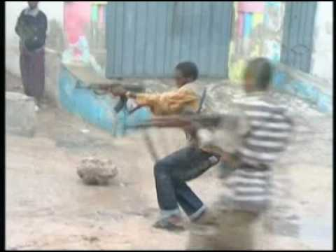 Somalia War 2009 ( Shocking Video)