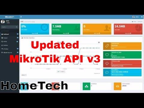 MikroTik API Installation & config on Windows WAMP with Detail