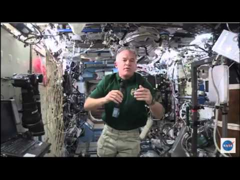 NASA Live Interview With JEFFREY N. WILLIAMS In SPACE!!! From ISS!!