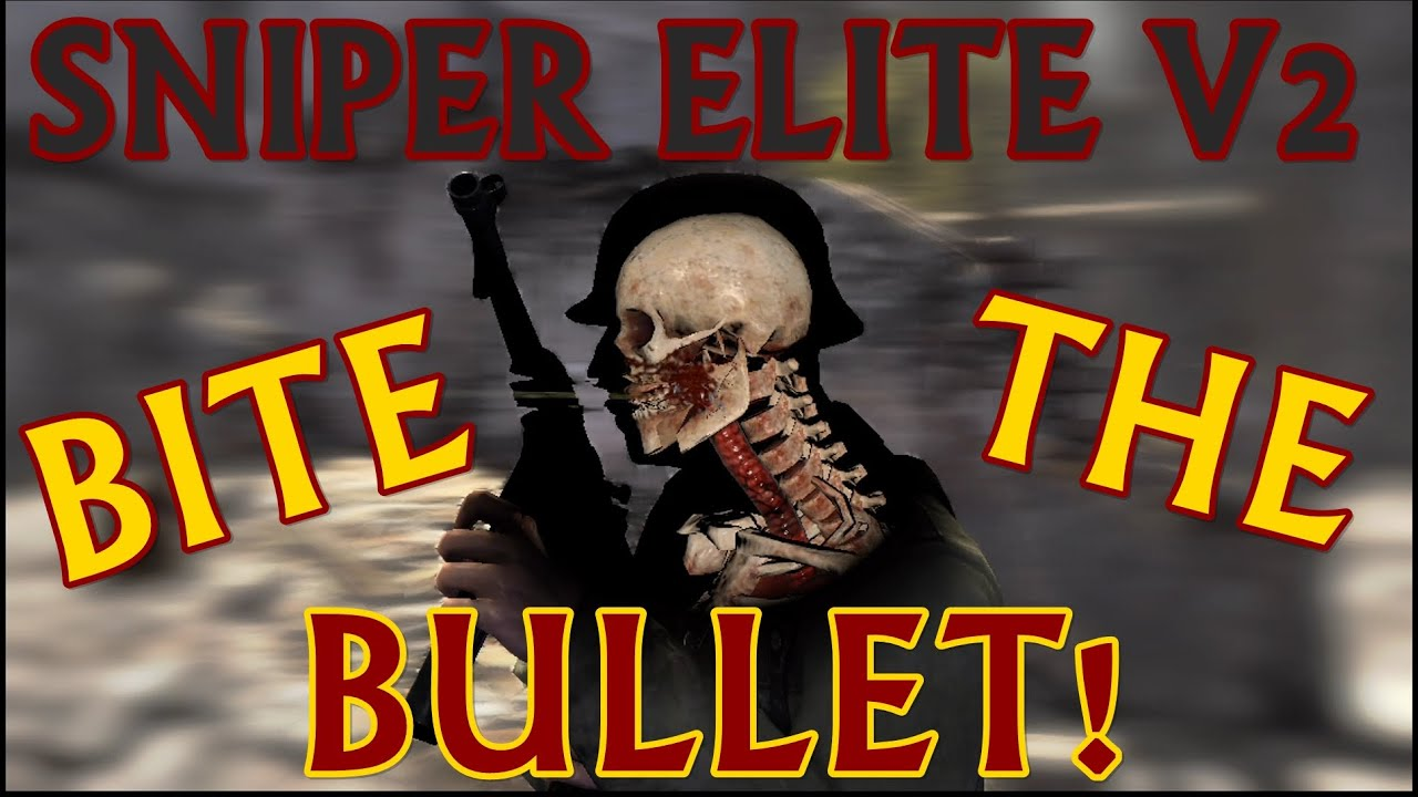 Sniper elite v2 mp bullet cam