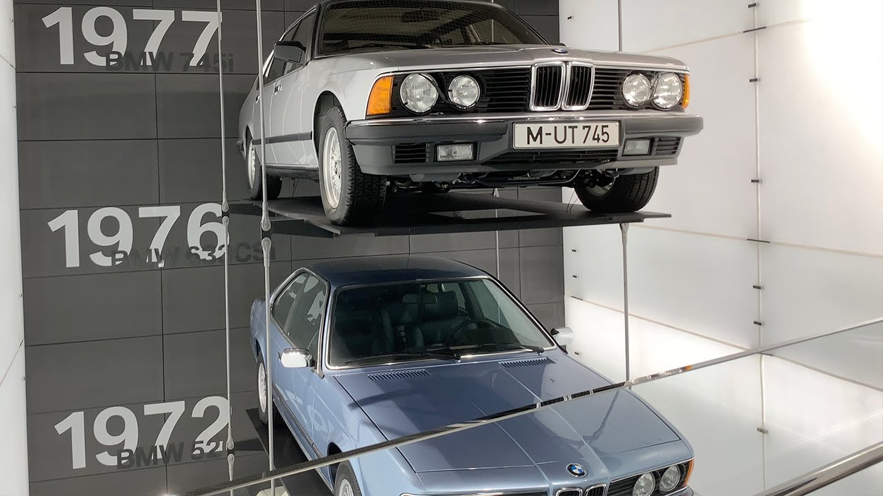 Stacked Classic BMW Rack In Germany #SHORTS