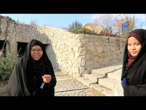 TRIP TO IRAN - MASHHAD | KOOSANGI & MELLAT PARK | DEC 2016