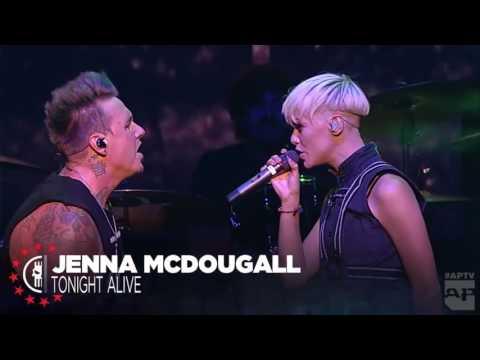Papa Roach with Jenna McDougall - Scars Live at APMAs