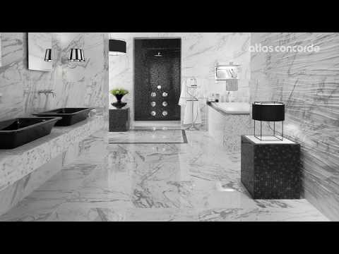 Marble look bathroom | Statuario Select | Marvel