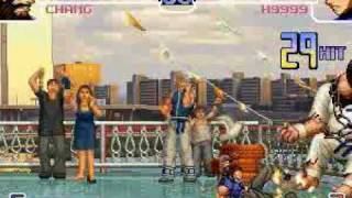 vuclip The King of Fighters 2002 Combo Movie (Be The Fighter)