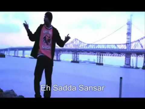 Bohemia - Sansaar Full song with lyrics ( Rare Song)