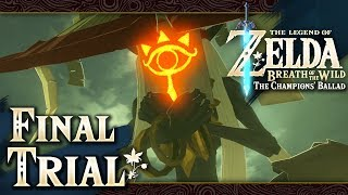 The Legend of Zelda: Breath of the Wild - Final Trial (Divine Beast) - Monk Maz Koshia thumbnail