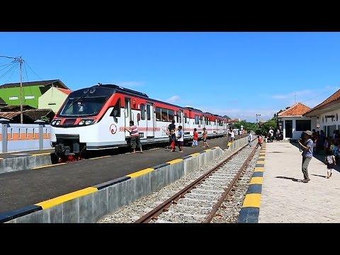 sepenggal kisah perjalanan Railbus Bathara Kresna