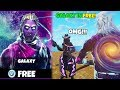 i told people the GALAXY SKIN is free in the item shop... (fortnite trolling)