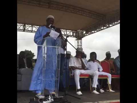 Vivre sa foi - Abidjan [08/08/2016]   Tariq Ramadan
