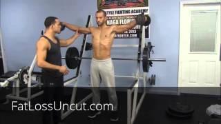 Ripped Shoulder Workout: Shoulder Upright Flys, The Best Shoulder Workout to Gain Muscle Mass