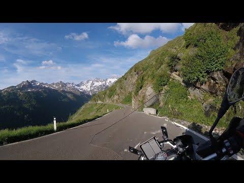 Meine erste Tour mit dem BMW R 1200 GSA