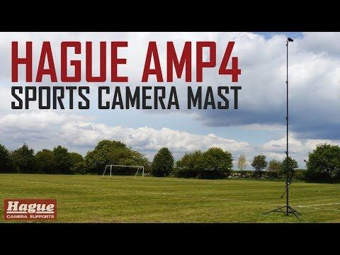 Hague Highshot Sports Camera Mast