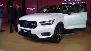 Volvo XC40 R-Design | Launch & Price | Motown India
