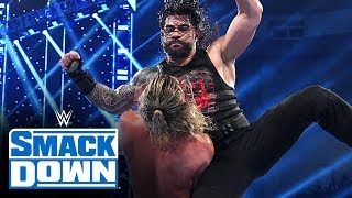 Roman Reigns vs. Dolph Ziggler: SmackDown, Dec. 6, 2019