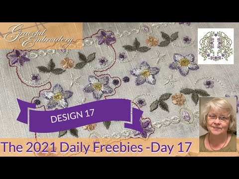 Introducing the 2021 Daily Freebies - Day 17