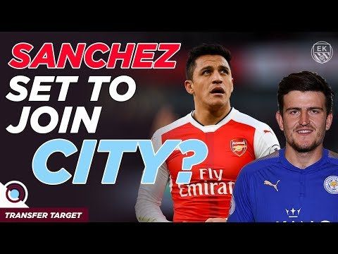 SANCHEZ CLOSE TO CITY MOVE? MAGUIRE TOO? | TRANSFER TARGET 023