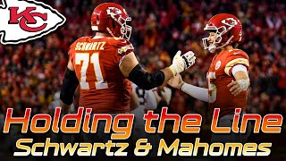 Chiefs focus on Patrick Mahomes Super Bowl window, extend Mitch Schwartz  | Kansas City Chiefs 2019