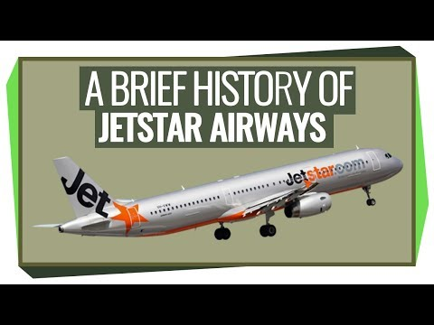 History of Jetstar Airways