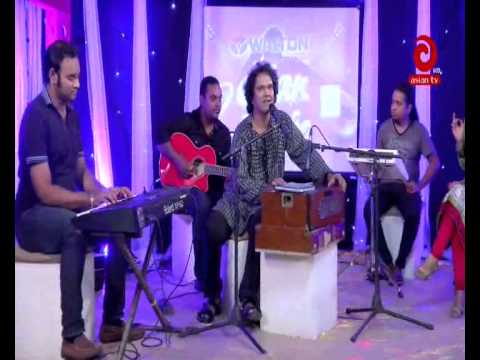 Payer bhare dusarmi by Ariful Islam Mithu live performance in ASIAN TV
