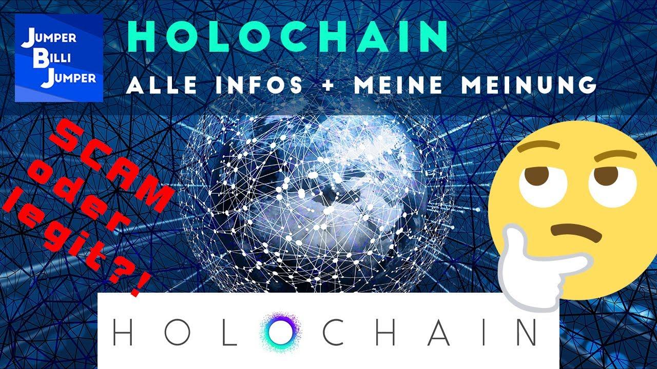 Holochain Scam oder Legit? Alle Infos + meine Meinung 17