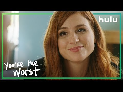 Adulting As Told By • You'reThe Worst on Hulu