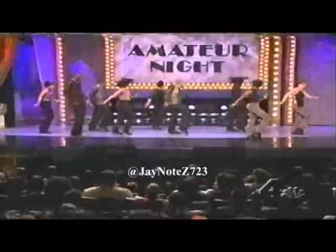 Dancing to Nas f Ginuwine - You Owe Me (2000 Apollo Amateur Night)