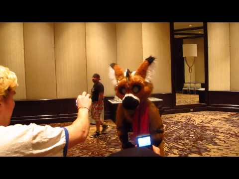 Anthrocon 2013: The Fast and the Cutest (starring Telephone)
