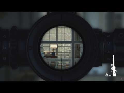 HITMAN - The Showstopper - One Shot, 2 Kills - Silent Assassin ( Sharpshooter Challenge )
