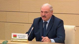 Беларусь солидарна с позицией России по Сирии и Иерусалиму