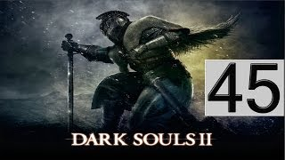 Dark Souls 2 detonado PC Legendado - parte 45 Boss Biga do Carrasco