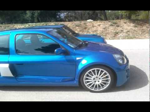clio v6 turbo 2 youtube. Black Bedroom Furniture Sets. Home Design Ideas