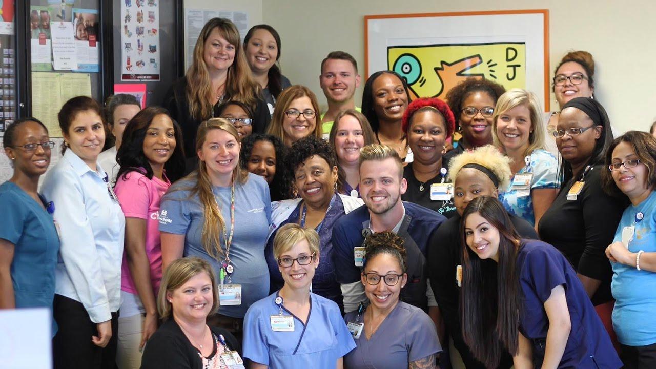 Nursing at Children's Hospital | Children's Hospital Vanderbilt