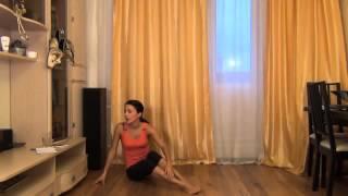 Как быстро похудеть и сделать тело идеальным. Тренировки для похудения дома.